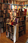 The bookshop's photography section